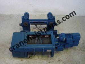 DEMAG Hoist DH320 H12 4 ton