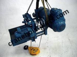 DEMAG Hoist P15 H7 1.5 ton