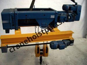 DEMAG Hoist DH525 H20 10 ton