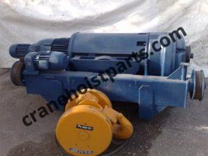 DEMAG Hoist P2080 H20 32 ton