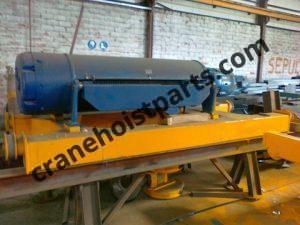 DEMAG Hoist P2100 H40 40 ton