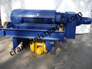 DEMAG Hoist P2100 H20 40 ton