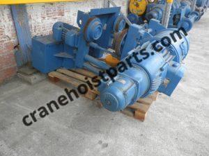 DEMAG Hoist P23 6 ton